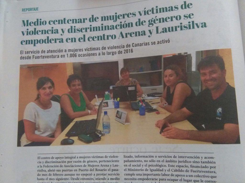 foto diario fuerteventura